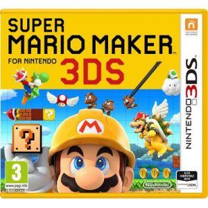 Super Mario Maker 3DS - Import , jouable en français [3DS]