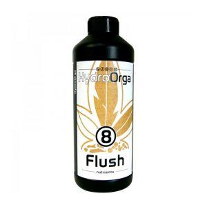 12345 Hydroponics solution riçage engrais 678910 HydroOrga - N°8 Flush - 1L