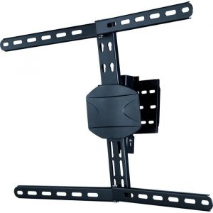 Hama 00118642 Support TV mural - 32-90 - Montage rapide et facile - Ajustable horizontablement - Inclinable - Facilement orientable