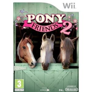 Pony Friends 2 [import anglais] [Wii]