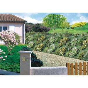 Nortene Toile de paillage 1.25 x 20 AGROSOL