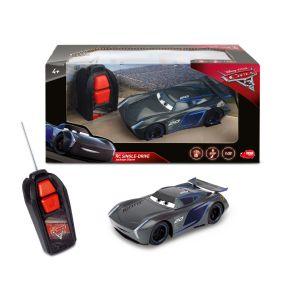 Dickie Toys Radiocommandé Véhicule Cars 3 - Jackson Storm Single Drive