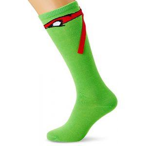 Chaussettes 'Teenage Mutant Ninja Turtles' - Masque Raphael