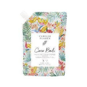 Camille Florès Coco Bali n° 1 - Huile de coco vierge