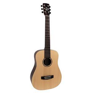 Cort Earth Mini F Adirondack - Guitare acoustique