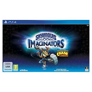Skylanders : Imaginators Crash Bandicoot - pack de démarrage sur PS4