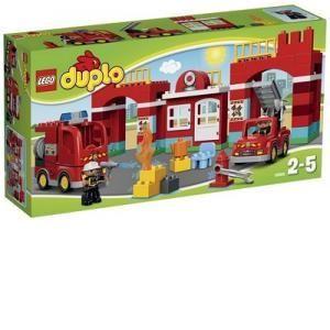 Duplo 10593 - La caserne des pompiers