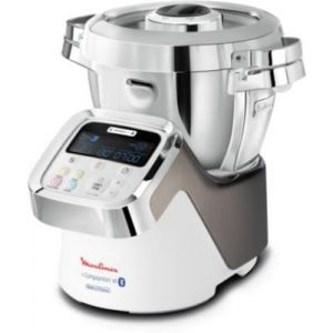 Moulinex HF906B10 - Robot connecté I-Companion XL