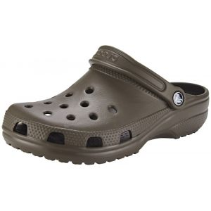 Crocs Classic, Sabots Mixte Adulte Marron (Chocolate) 47 EU