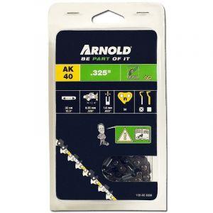 """Image de Arnold Chaîne.325"""", 1,6mm, 56 Entr., avec element de securité, demi rond - 1191-X2-6356"""