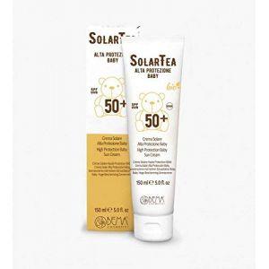 SolarTea Bio Baby Sonnencreme LSF 50 150 ml