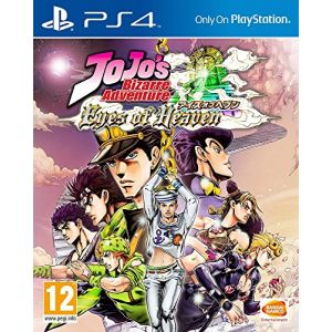 Jojo's Bizarre Adventure : Eyes of Heaven [PS4]