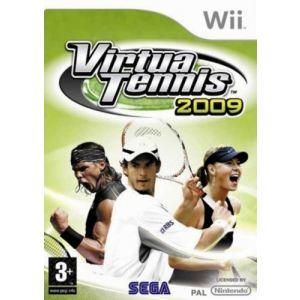 Virtua Tennis 2009 [Wii]