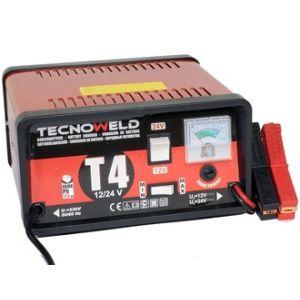 Proweltek Chargeur de batterie 12/24V 180 W