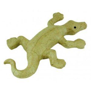decopatch Objet en papier mâché petite salamandre