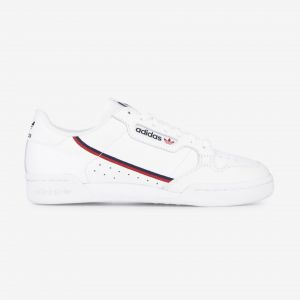 Adidas Continental 80 chaussures blanc T. 41 1/3