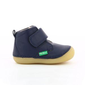 Kickers Boots enfant SABIO - bleu - Taille 18