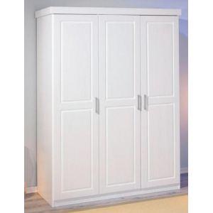Interlink Armoire Magnus 3 portes (140 x 190 cm)