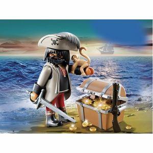 Playmobil 4767 - Pirate avec coffre au trésor
