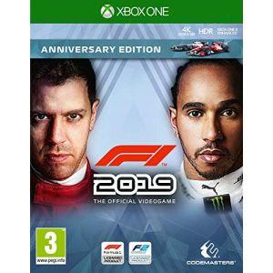Jeu Xbox One F1 2019 - Edition Anniversaire [XBOX One]