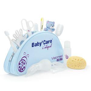 Visiomed Baby'Care l'intégral - Trousse de 10 accessoires de soins