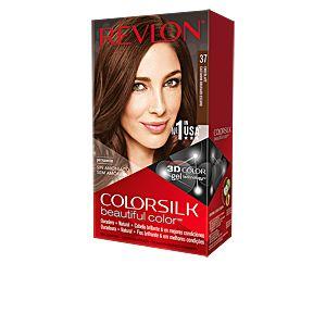 Revlon Colorsilk Beautiful Color Hair Color - Dark Golden Brown