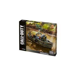 Mega Bloks DPB56 - Call Of Duty : Bateau Fluvial de Guerre