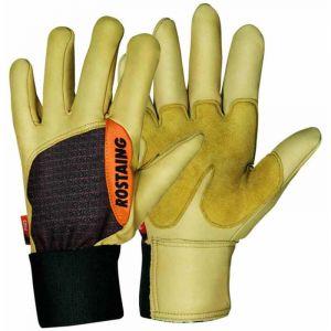 Rostaing Gants de protection FORESTIER Matériel Vibrant - Taille 10