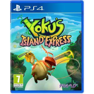 Yoku's Island Express sur PS4