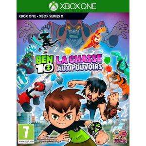 Ben 10 - La Chasse aux Pouvoirs (Xbox One) [XBOX One]