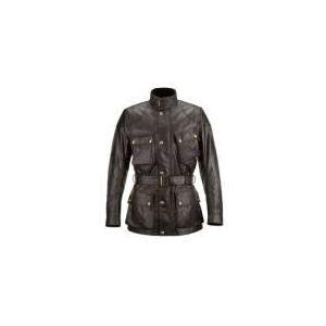Belstaff Classic Tourist Trophy (marron) - Blouson moto textile pour homme (2013)