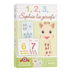 Apicoove 1, 2, 3, Sophie la Girafe