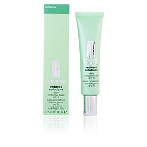 Clinique Redness solutions - Base protectrice anti-rougeurs SPF 15