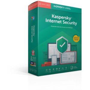 Internet Security 2019 (3 Postes / 1 An) [Windows]