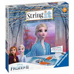 Ravensburger Kit créatif String It Midi La Reine des Neiges 2