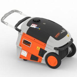 Fuxtec Groupe électrogène Inverter FX-IG13 Portable et Silencieux 3000W de Puissance, autonomie 6h, réservoir 10 L, 4 Temps - 2 connexions 230V pour chargeurs, Ordinateurs, Smartphones, tablettes
