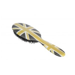 Rock and Ruddle Flag Grand Format - Brosse à cheveux en poils de sanglier