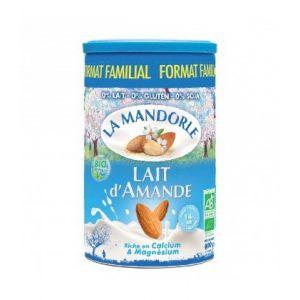 La Mandorle Lait d'Amande en poudre 800 g