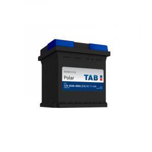 Tab Batterie de démarrage Polar S L0 P45 12V 45Ah 400A