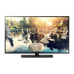 "Samsung HG49EJ690UB - Classe 49"" HJ69U Series TV LED - hôtel / hospitalité - Smart TV - 4K UHD (2160p) 3840 x 2160 - noir charbon"