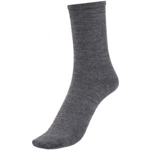 Woolpower Liner Classic Chaussettes gris 45-48 Chaussettes loisirs