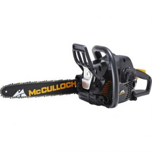 McCulloch CS 330 - Tronçonneuse à essence 33cm3 35cm