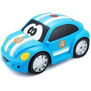 BB Junior Véhicule Volkswagen First RC - Ma première Coccinelle - Bleue