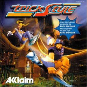 Trick Style [Dreamcast]
