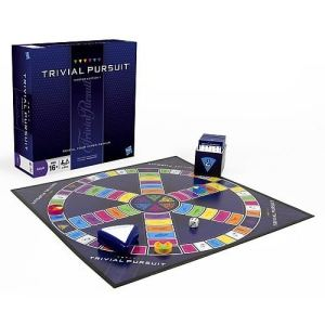 Hasbro Trivial Pursuit : Edition Master (version anglaise)