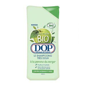 Dop Shampooing Très Doux Bio à la Pomme Vert Bio 400 ml