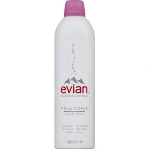 Evian Brumisateur d'eau minérale naturelle 400 ml