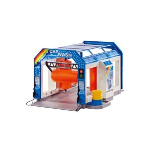 Playmobil 6571 - City life : Box de lavage pour voiture