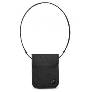 PacSafe Coversafe X75 noir Pochette tour de cou