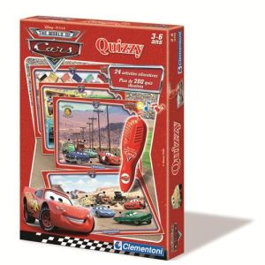 Clementoni Quizzy Cars 2